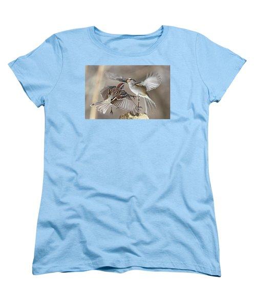 Fight Club Women's T-Shirt (Standard Cut) by Mircea Costina Photography