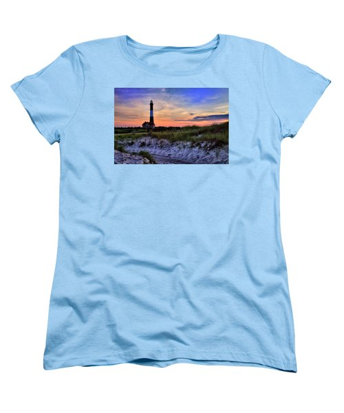 Fire Island Lighthouse Women's T-Shirt (Standard Cut)
