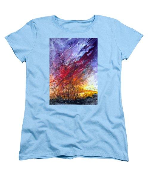Firescape Women's T-Shirt (Standard Cut)