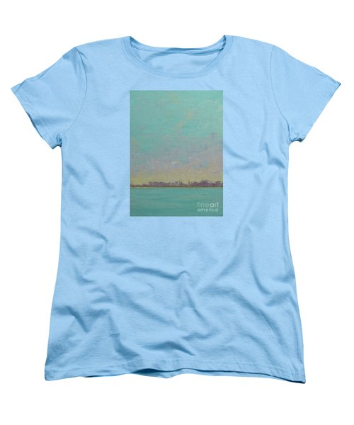 First Light Women's T-Shirt (Standard Cut) by Gail Kent