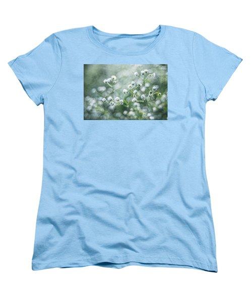 Flowers Women's T-Shirt (Standard Cut) by Jaroslaw Grudzinski