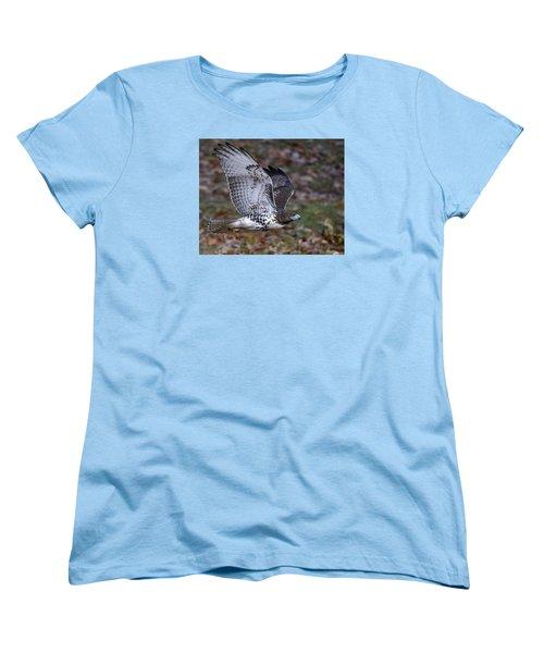 Fly By Women's T-Shirt (Standard Cut) by Stephen Flint