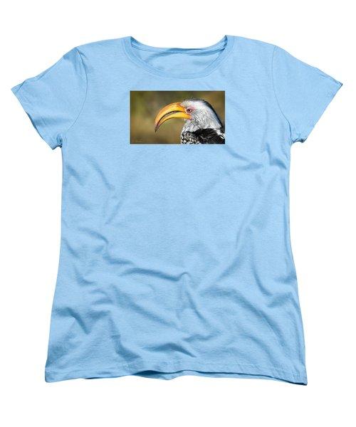 Flying Banana Women's T-Shirt (Standard Cut) by Joe Bonita