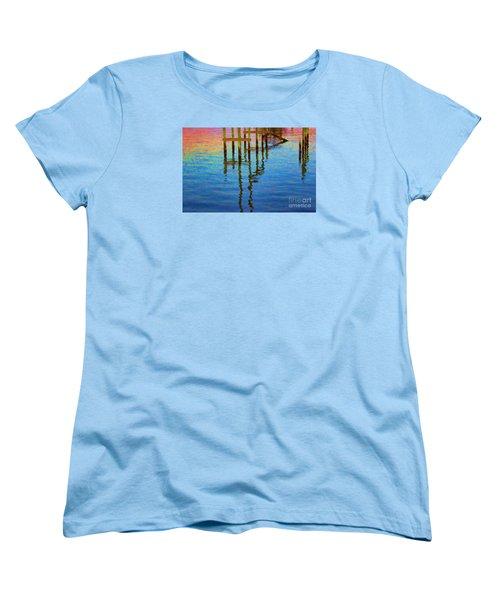 Focus Women's T-Shirt (Standard Cut) by Roberta Byram