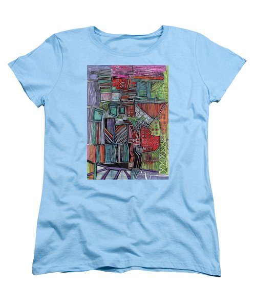 For Two Brothers Women's T-Shirt (Standard Cut) by Sandra Church