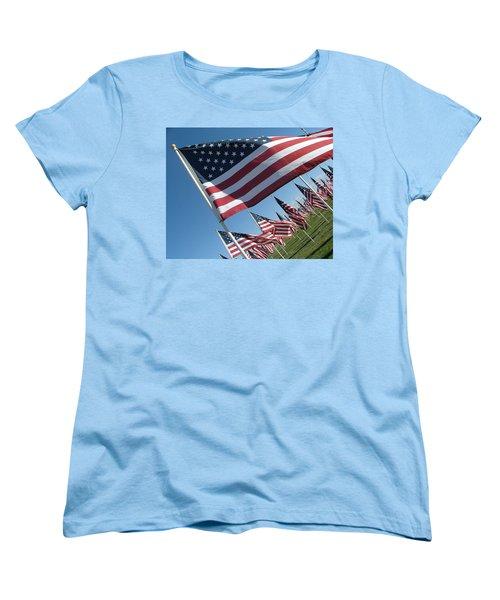 Forever Flags Women's T-Shirt (Standard Cut)