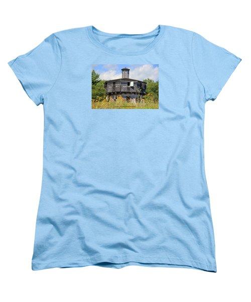 Fort Edgecomb Women's T-Shirt (Standard Cut)