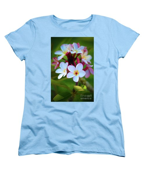 Women's T-Shirt (Standard Cut) featuring the photograph Fragrant Sunset by Kelly Wade
