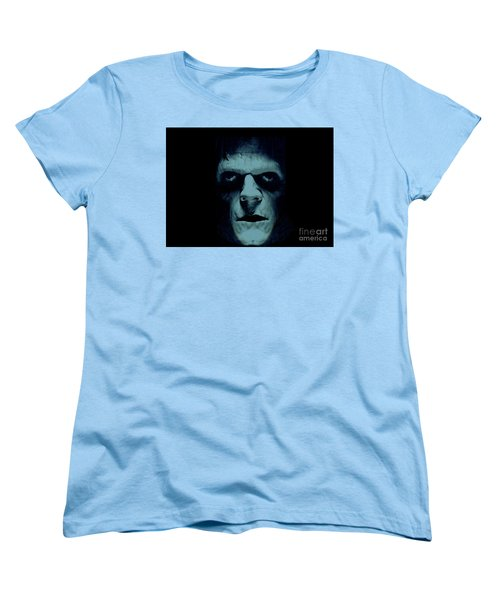 Women's T-Shirt (Standard Cut) featuring the photograph Frankenstein by Janette Boyd