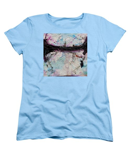 Free As A Bird Women's T-Shirt (Standard Cut) by Tracy Bonin
