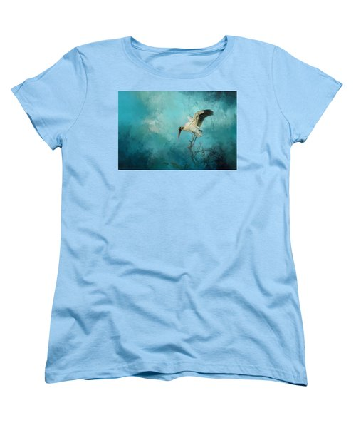 Women's T-Shirt (Standard Cut) featuring the photograph Free Will by Marvin Spates