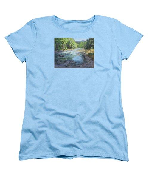 Fresh Greens Women's T-Shirt (Standard Cut)