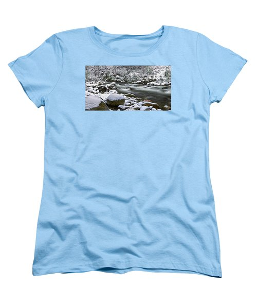 Fresh Women's T-Shirt (Standard Cut) by Mark Lucey
