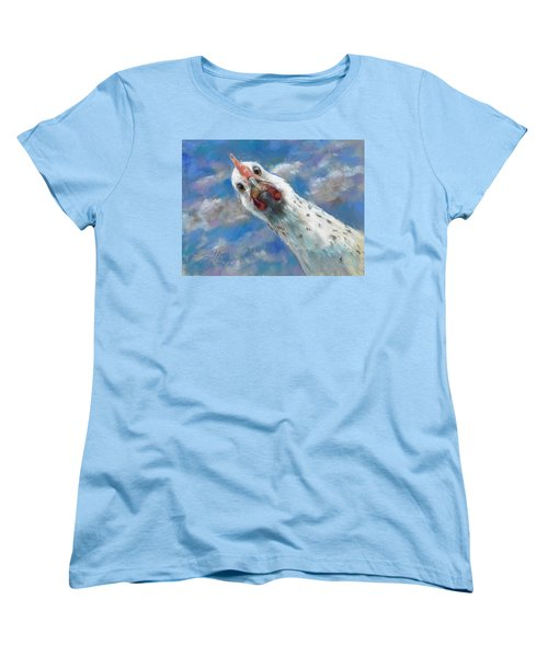 Fried What Women's T-Shirt (Standard Cut) by Billie Colson