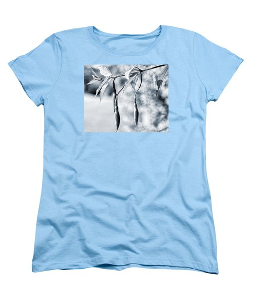 Fuchsia  Women's T-Shirt (Standard Cut) by Keith Elliott