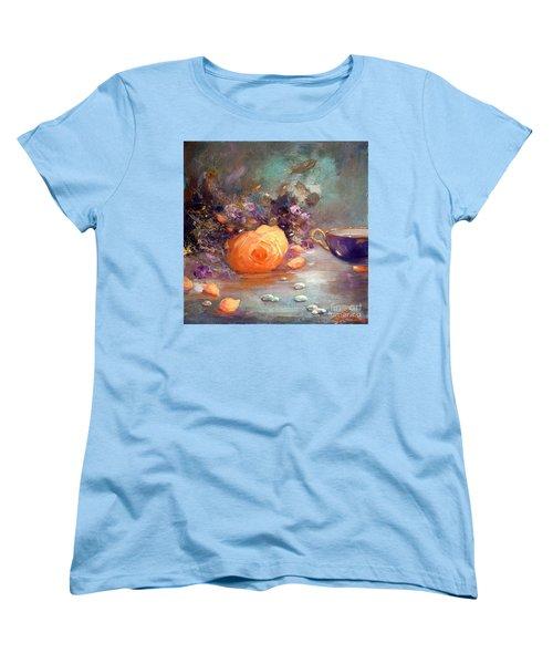 Garden Flowers Women's T-Shirt (Standard Cut)