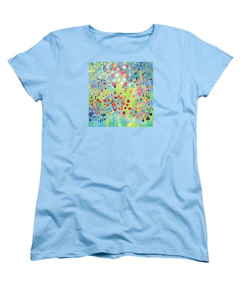 Garden's Delight Women's T-Shirt (Standard Cut) by Stacey Zimmerman