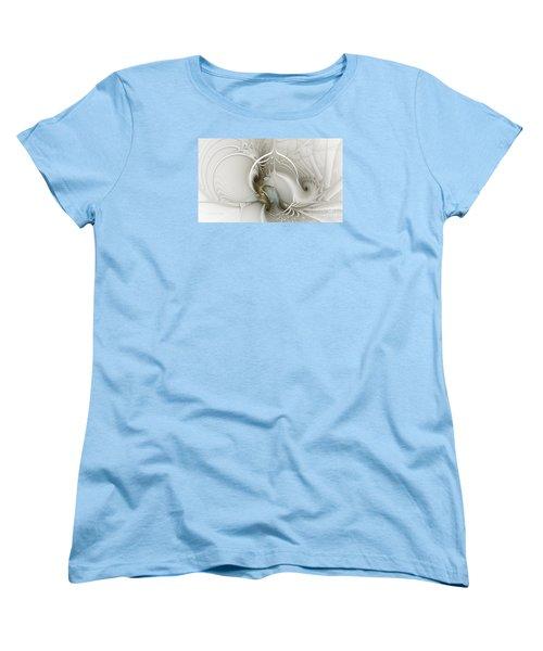 Gateway To Heaven-fractal Art Women's T-Shirt (Standard Cut) by Karin Kuhlmann