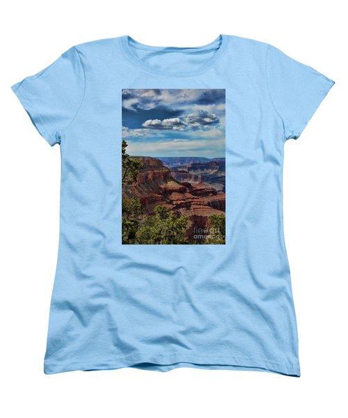 Gc 34 Women's T-Shirt (Standard Cut) by Chuck Kuhn