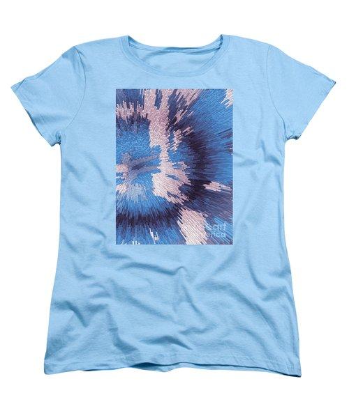 Genetic Engineering Flower Women's T-Shirt (Standard Cut) by Moustafa Al Hatter