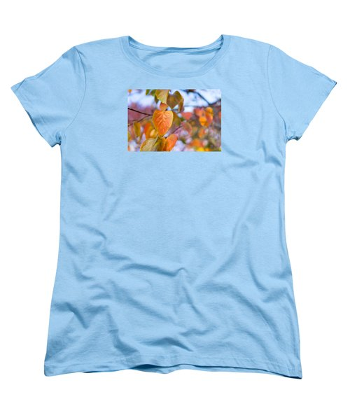 Gentle Breeze Women's T-Shirt (Standard Cut) by Derek Dean