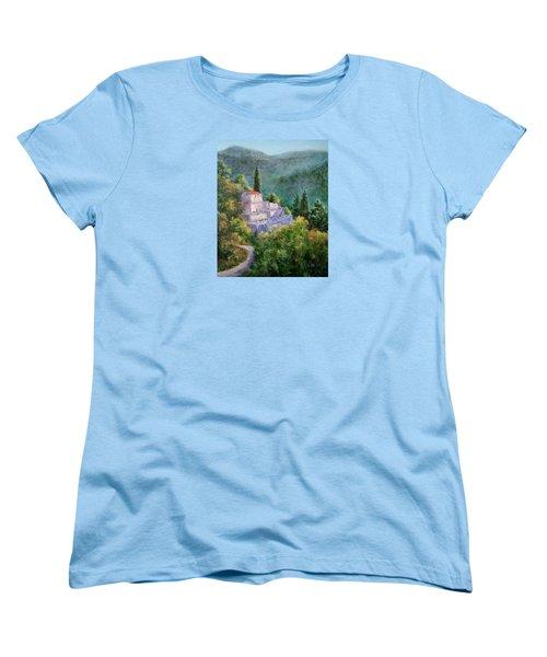 Ghosts Of The Peloponnese Women's T-Shirt (Standard Cut) by Jill Musser