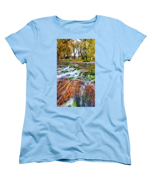 Giant Springs 2 Women's T-Shirt (Standard Cut)
