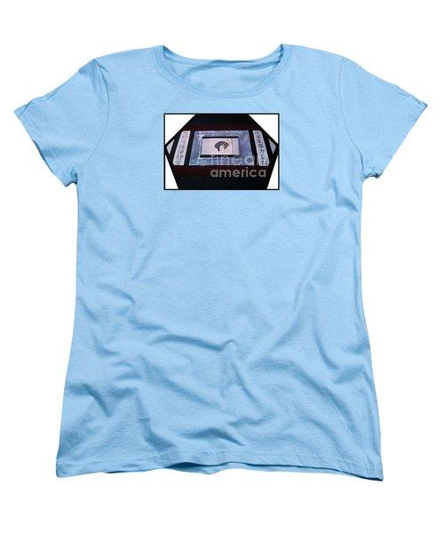 Gift Of Kanji In Love Women's T-Shirt (Standard Cut) by Talisa Hartley