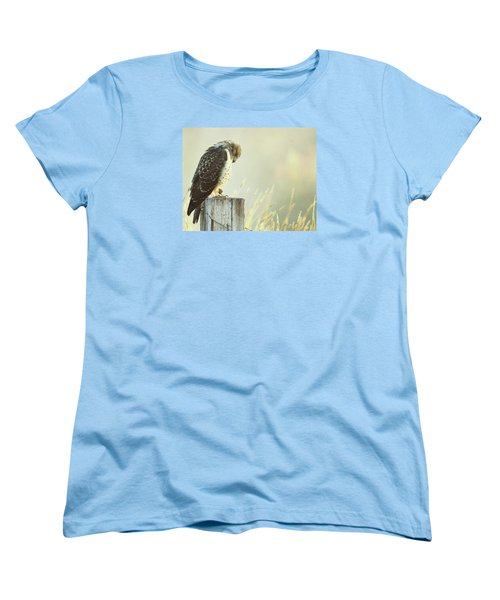 Giving Thanks.. Women's T-Shirt (Standard Cut) by Al  Swasey