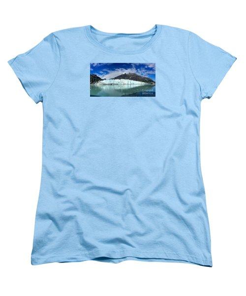 Glacier Bay Women's T-Shirt (Standard Cut) by Sean Griffin