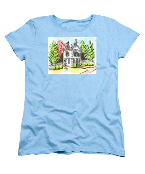 Glen Magna Farms- Derby House 2 Women's T-Shirt (Standard Cut)