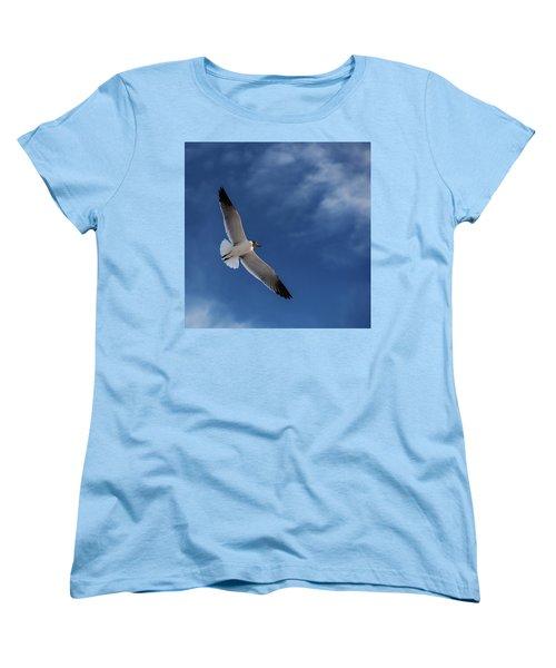 Glider Women's T-Shirt (Standard Cut) by Don Spenner