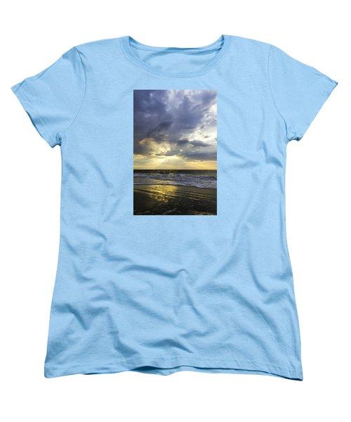 Glorious Beginning Women's T-Shirt (Standard Cut) by Elizabeth Eldridge