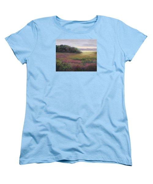 Glow On Gilsland Farm Women's T-Shirt (Standard Cut)