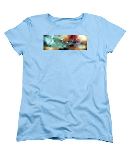 God Is Awesome And Glorious. Isaiah 57 15 Women's T-Shirt (Standard Cut) by Mark Lawrence