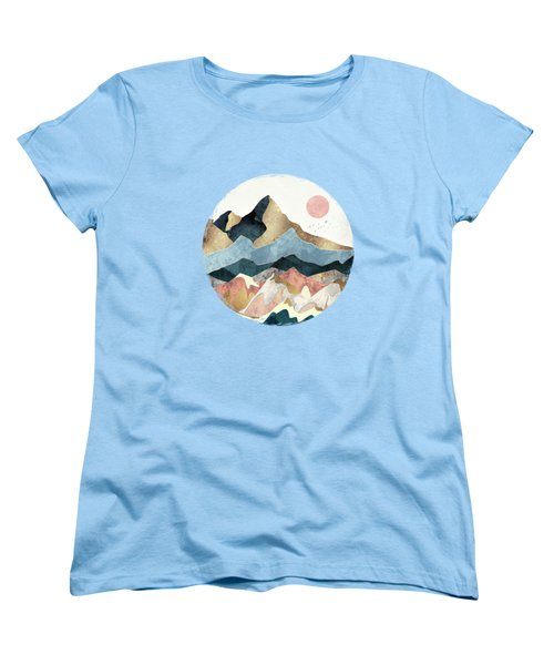 Golden Peaks Women's T-Shirt (Standard Fit)
