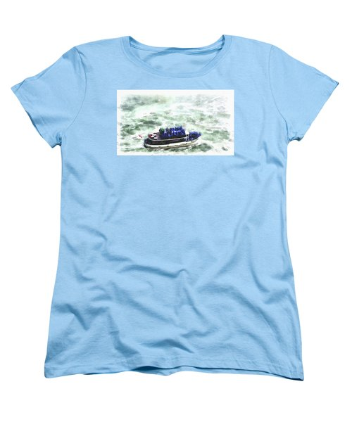 Maid Of The Mist Women's T-Shirt (Standard Cut)