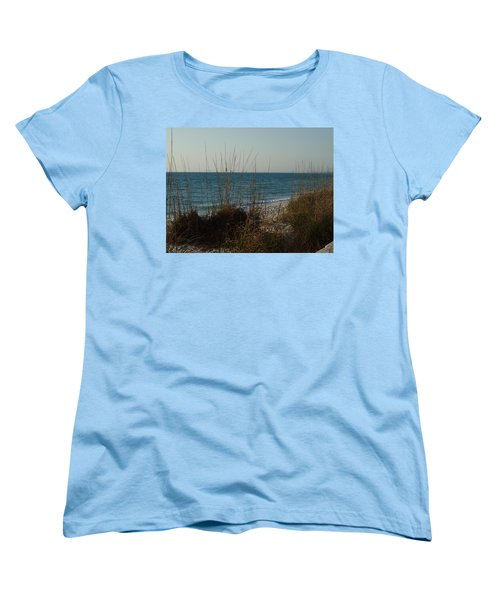 Women's T-Shirt (Standard Cut) featuring the photograph Goodbye Cruel World by Robert Margetts