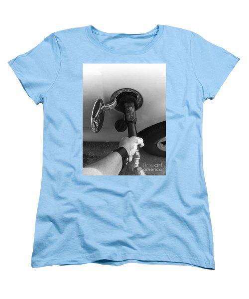 Got Gas Women's T-Shirt (Standard Cut) by WaLdEmAr BoRrErO
