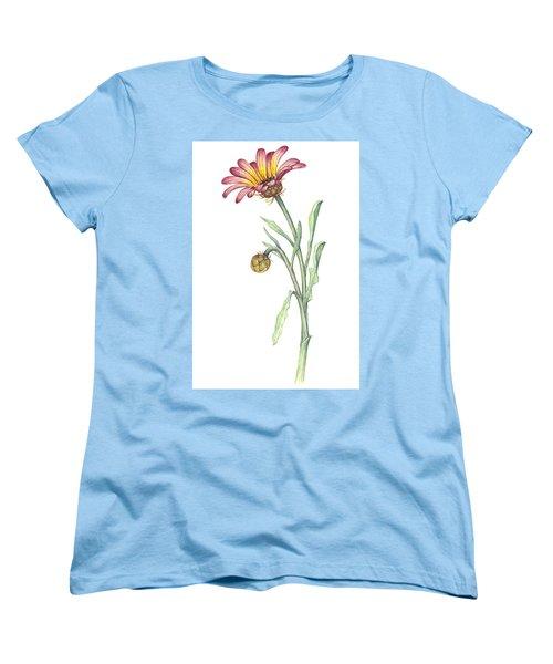 Gousblom Women's T-Shirt (Standard Cut) by Heidi Kriel