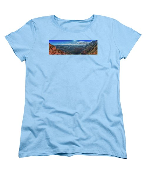 Women's T-Shirt (Standard Cut) featuring the photograph Grand Canyon 6 by Phil Abrams