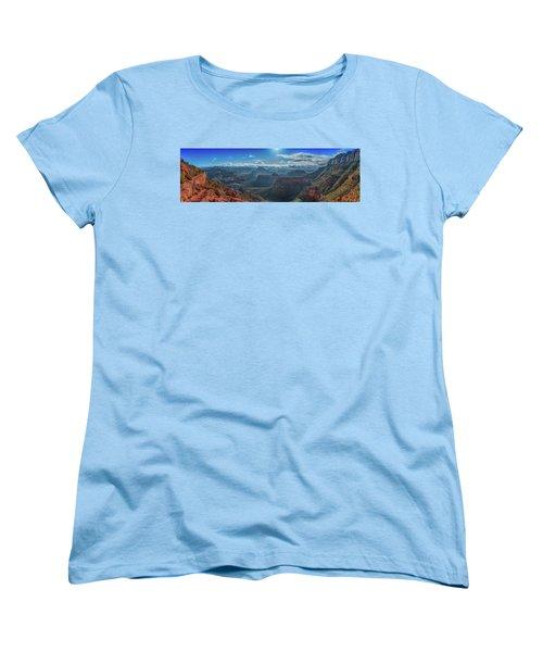 Grand Canyon 6 Women's T-Shirt (Standard Cut) by Phil Abrams