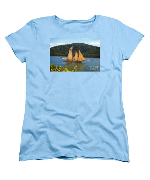 Grandiose  Women's T-Shirt (Standard Cut) by Elizabeth Dow