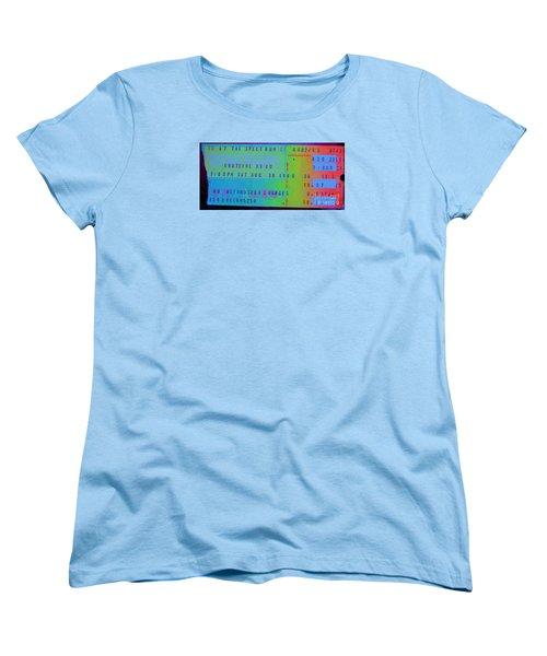 Grateful Dead - Ticket Stub Women's T-Shirt (Standard Cut) by Susan Carella