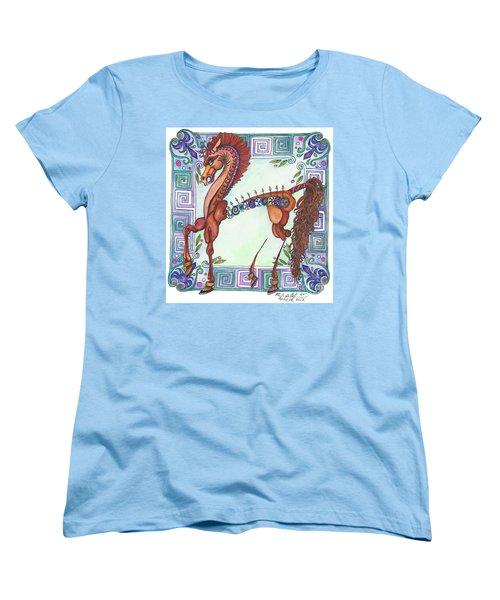 Greek Gift Right Women's T-Shirt (Standard Cut)