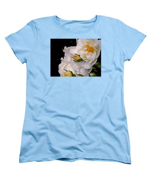 Growing Like The Wind Women's T-Shirt (Standard Cut) by Lynda Lehmann