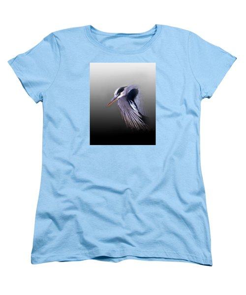 Grumpy Ole Man Women's T-Shirt (Standard Cut) by Skip Willits