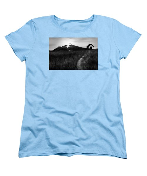 Women's T-Shirt (Standard Cut) featuring the photograph Guiding Light by Bill Wakeley