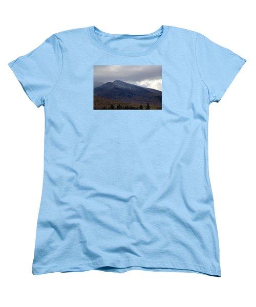 Half And Half Women's T-Shirt (Standard Cut)