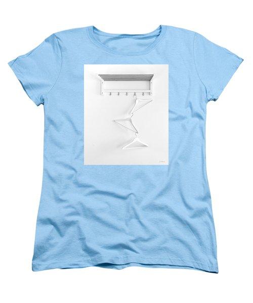 Women's T-Shirt (Standard Cut) featuring the photograph Hangers No. 2 by Joe Bonita